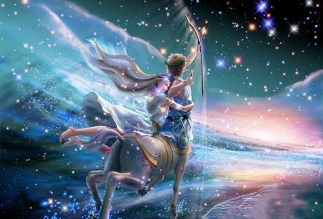 STRELEC  (23.11. – 21.12.) – OTVORENÝ SVETU